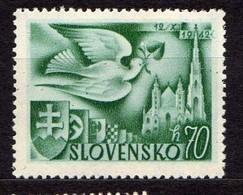 Slowakei / Slovakia, 1942, Mi 102 * [060419XXV] - Slowakische Republik