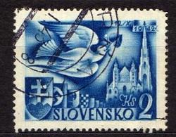 Slowakei / Slovakia, 1942, Mi 104, Gestempelt  [060419XXV] - Slowakische Republik
