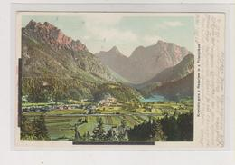 SLOVENIA KRANJSKA GORA  Nice Postcard - Slovenia