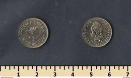 New Hebrides 1 Franc 1979 - Coins