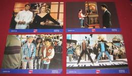 Tom Hanks BIG Elizabeth Perkins 4x Yugoslavian Lobby Cards - Foto's