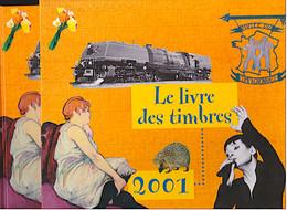 Livre Des Timbres  2001 En Parfait état (sans Les Timbres) - France