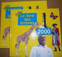 Livre Des Timbres  2000 En Parfait état (sans Les Timbres) - France