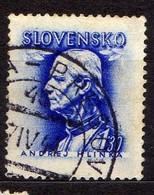 Slowakei / Slovakia, 1943, Mi 111 X, Gestempelt [060419XXV] - Slowakische Republik