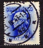 Slowakei / Slovakia, 1944, Mi 111 Y, Gestempelt [060419XXV] - Slovaquie