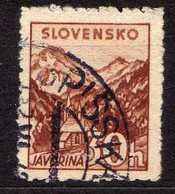 Slowakei / Slovakia, 1940/43, Mi 75 X, Gestempelt [060419XXV] - Slovaquie