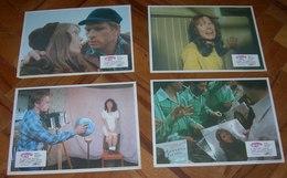 Tommy Lee Jones COAL MINER'S DAUGHTER - 4x Yugoslavian Lobby Cards - Foto's