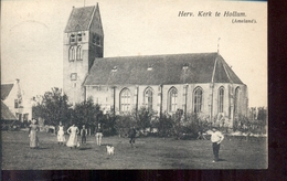 Ameland - Hollum - Kerk - 1925 - Ameland