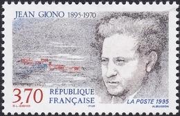 FRANCE, 1995, Jean Giono (Yvert 2939 ) - France