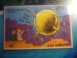 1 Carte Postale Systeme A La Schlucht - Frankreich