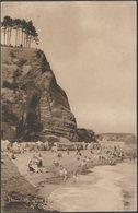 Lea Mount & Cove, Dawlish, Devon, 1923 - WH Smith Postcard - England
