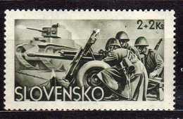 Slowakei / Slovakia, 1943, Mi 123 * [060419XXV] - Slowakische Republik