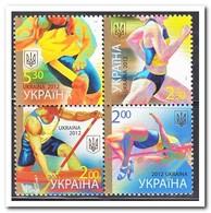 Ukraïne 2012, Postfris MNH, Sport - Oekraïne
