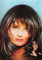 LARSEN - Pin-Up Dessinée - Top Model Helena Christensen - Pin-Ups