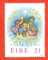 Ireland 1989. Unused Stamp. - Childhood & Youth