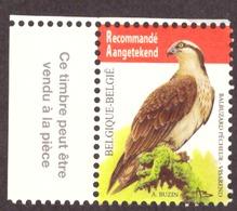 Belgique 2011 -  Birds -Fish Eagle  Dessin: A. Buzin - Ongebruikt