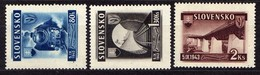 Slowakei / Slovakia, 1943, Mi 125-127 ** [060419XXV] - Slovaquie