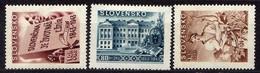 Slowakei / Slovakia, 1943, Mi 128; 130-131 * [060419XXV] - Slovaquie