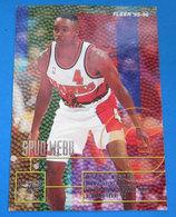 SPU WEBB CARDS NBA FLEER 95-96 N 276 - Trading Cards