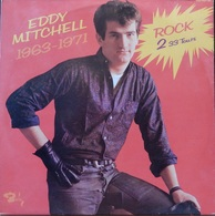 """Eddy Mitchell 33t. DLP """"1963-1971"""" - Autres - Musique Française"""