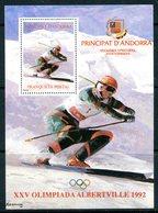 ANDORRE - Viguerie épiscopale - BF Albertville 1992 (Jeux Olympiques) - Timbres