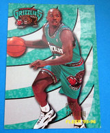 GREG ANTHONY CARDS NBA FLEER 95-96 N 340 GRIZZLIES - Altri
