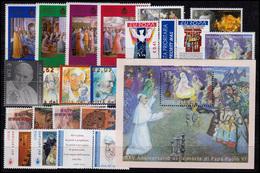 1428-1473 Vatikan-Jahrgang 2003 Komplett, Postfrisch - Vatikan