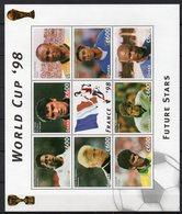 GHANA   Timbres Neufs ** De 1997  ( Ref 6300 ) Sport - Football - Ghana (1957-...)