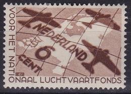 1935 Luchtvaartfondszegel Ongestempeld NVPH 278 - Ongebruikt