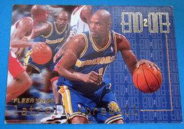 LATRELL SPREWELL CARDS NBA FLEER 1996 N 487 - Trading Cards