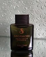 "Miniature  ""SAGAMORE "" De LANCÔME  Eau De Toilette 7,5 Ml Sans Boite - Mignon Di Profumo Uomo (senza Box)"