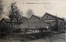 Le Quesnel - La Maroquinerie - France