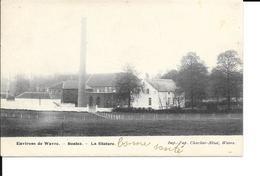"""Bonlez """"Chaumont-Gistoux""""- Environs De Wavre - LA FILATURE - Usine/Fabrique - Imp:Charlier-Niset - Circulé:1907 -2scans. - Chaumont-Gistoux"""