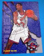 CARLOS ROGERS  CARDS NBA FLEER 1996 N 335 RAPTORS - Trading Cards