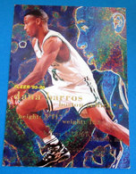 DANA BARROS  CARDS NBA FLEER 1996 N 277 - Trading Cards