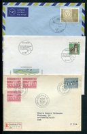 Europa / Lot Mit 6 Briefen (11531-30) - Lots & Kiloware (max. 999 Stück)