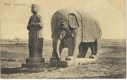 CHINE - CHINA -  HONAN - Tombeau Sung- Cachet De La Poste 1923 - China