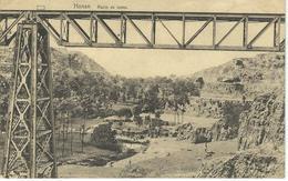 CHINE - CHINA -  HONAN - Ravin De Loess- Cachet De La Poste 1923 - Chine