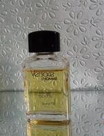"Miniature  ""VERSACE HOMME "" De VERSACE  Eau De Toilette 10 Ml Sans Boite - Mignon Di Profumo Uomo (senza Box)"