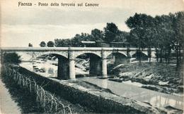 Faenza Ponte Della Ferrovia Sul Lamone - Faenza