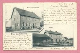 67 - GRUSS Aus ETTENDORF - Wirtschaft - Bahnhof - Gare - France