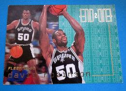 DAVID ROBINSON  CARDS NBA FLEER 1996 N 486 - Trading Cards