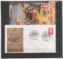 FR 1994 Centenaire Des Damiers ROUEN - FDC