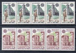 ANDORRE Français  Timbres Neufs ** De 1979    ( Ref 6306 )  EUROPA - Unused Stamps