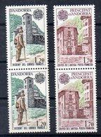 ANDORRE Français  Timbres Neufs ** De 1979    ( Ref 6307 )  EUROPA - Neufs