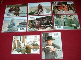 William Katt BUTCH AND SUNDANCE Tom Berenger -  8x Yugoslavian Lobby Cards - Foto's