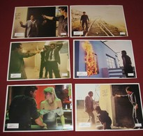 William Petersen TO LIVE AND DIE IN L.A. -  6x Yugoslavian Lobby Cards - Photographs