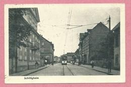 67 - SCHILTIGHEIM - Route De Bischwiller - Tram - Tramway - Strassenbahn - Schiltigheim