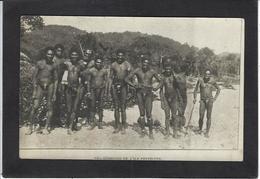 CPA Nouvelles Hébrides Non Circulé Carte Photo RPPC Nu Masculin Ile Pentecote - Vanuatu