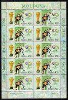 MOLDAVIE  Timbres Neufs ** De 2006    ( Ref 6310 )  Sport  Football - Moldavie